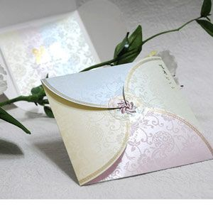 Products List-Korean style wedding invitation Card -한국 스타일 청첩장
