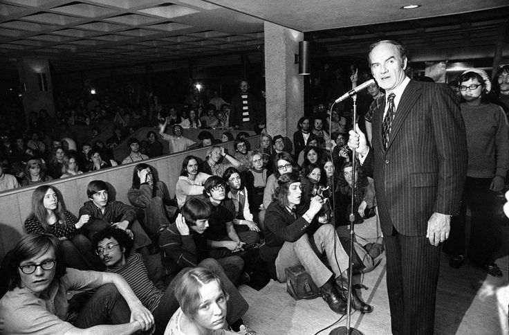 George McGovern; 1972 Election; Young Voters