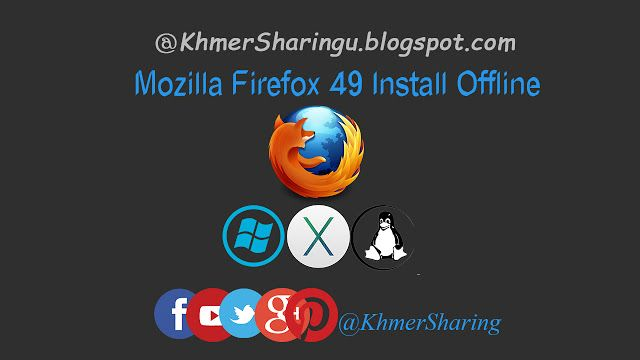 Mozilla Firefox v49 Install Offline Download Free ( Windows. MacOS Linux )   Firefox 49 is a quick full-featured Internet web browser. It supplies terrific security privacy and security against viruses spyware malware as well as it could additionally effortlessly obstruct pop-up home windows The crucial features that have actually made Mozilla Firefox so preferred are the straightforward and efficient UI internet browser speed and also strong protection capacities. Firefox is built on top of…