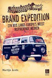 boek: brand expedition