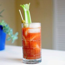 The quest for the perfect bloody mary recipe and the final result!