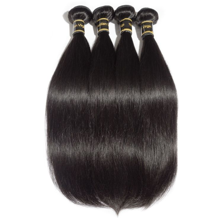 26 best synthetic hair extension set images on pinterest crystal 6a10 30 4 bundles straight 6a virgin brazilian hair pmusecretfo Gallery