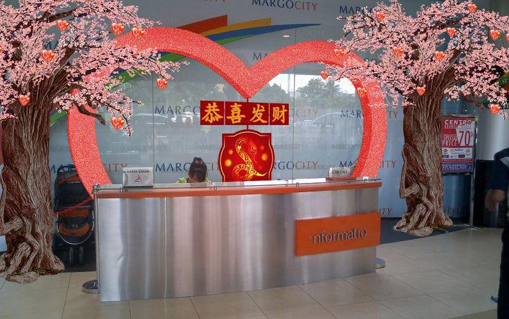 Chinese, Valentine at Margo City