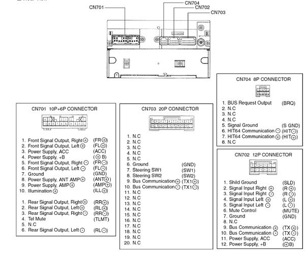 Pioneer Mvh-S310Bt Wiring Diagram from i.pinimg.com