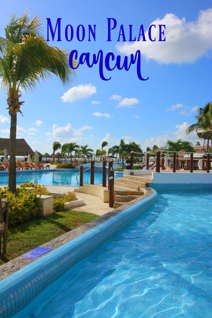 Moon Palace Golf & Spa Resort Cancun Review!