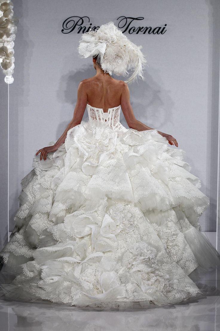 Pnina tornai bridal gown 32323644 for Pnina tornai plus size wedding dress