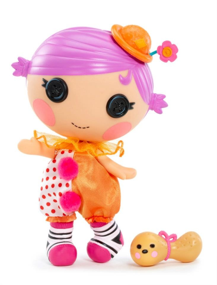 Squirt Lil Top Littles Doll 1 Sewn From Pieces Of A Clowns