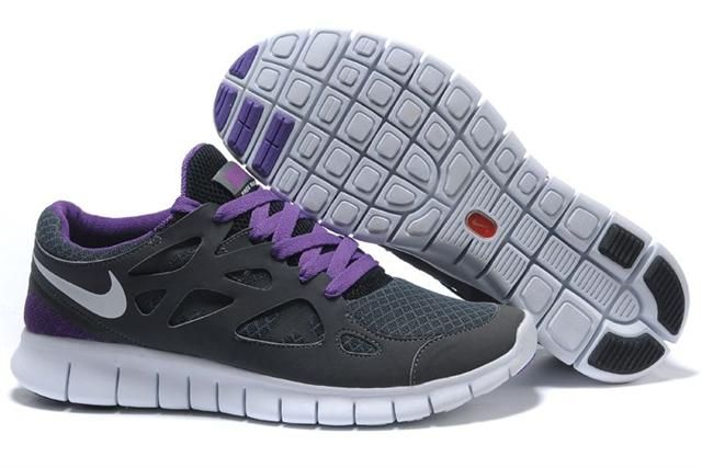 https://www.kengriffeyshoes.com/nike-free-run-plus-2-charcoal-purple-white-p-607.html NIKE FREE RUN PLUS 2 CHARCOAL PURPLE WHITE Only $72.40 , Free Shipping!
