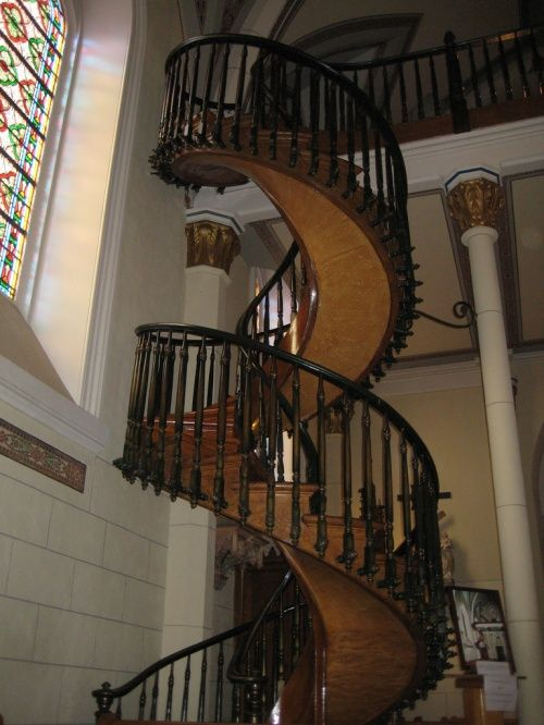 The Mysterious Staircase