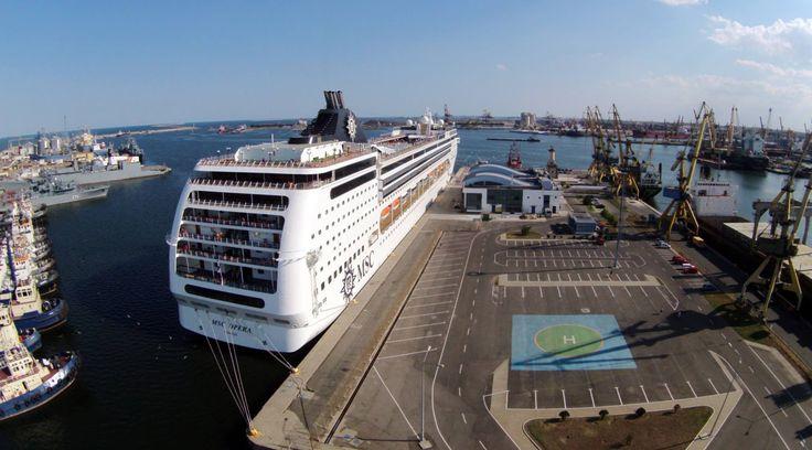 Sezonul de croaziere din portul Constanţa începe în martie | media.log