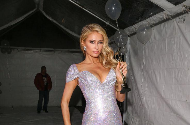 Paris Hilton strips down for new Plastik magazine photoshoot
