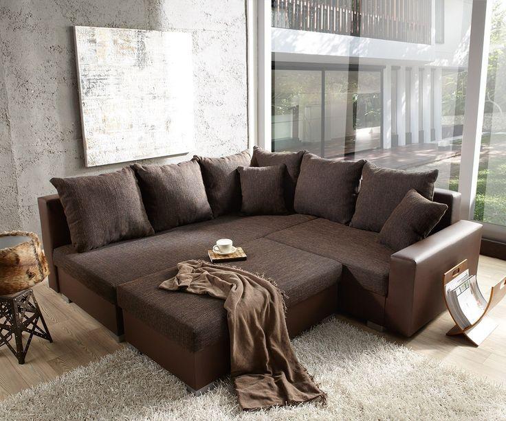 Die besten 25+ Big ecksofa Ideen auf Pinterest | Sofas, Big sofa ...