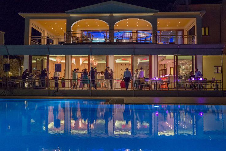 Wedding venue by the pools@odysseyhotel