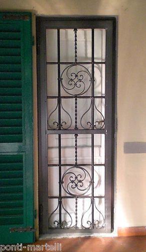 Cancello portone in ferro battuto realizzazioni - Cancello porta ingresso ...