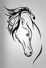 horse silhouette stencil - Google Search