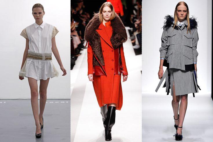 Fashion Matrimony: Kolor and Sacai's Elegant Balance - Kolor Sacai Master Class - Grailed