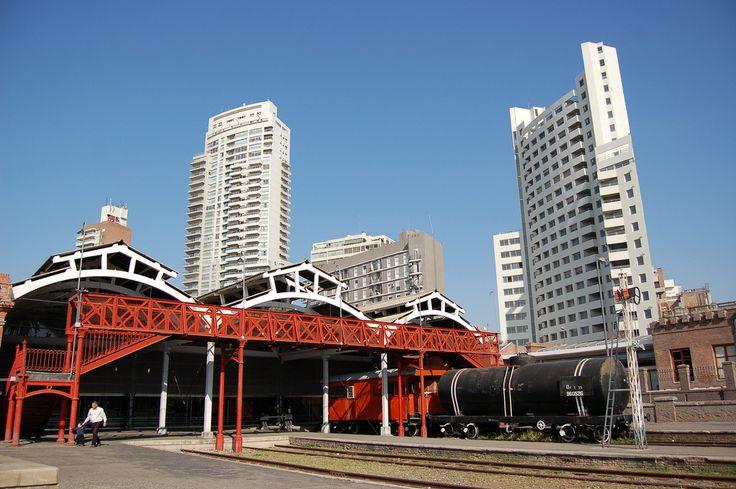 Estacion Tren Rosario Central - Rosario - Argentina