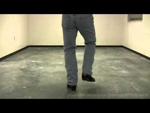 Charlie's Line Dance Lesson: Baby Likes To Rock It [EXPERT]
