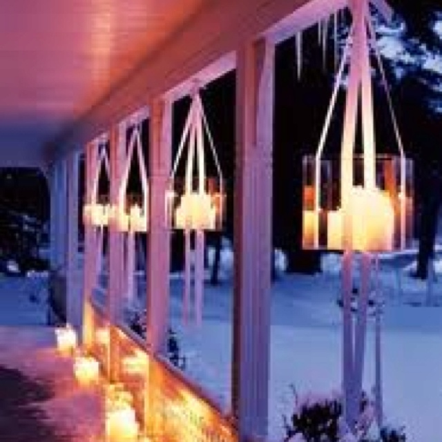 Porch Wedding Decoration Ideas