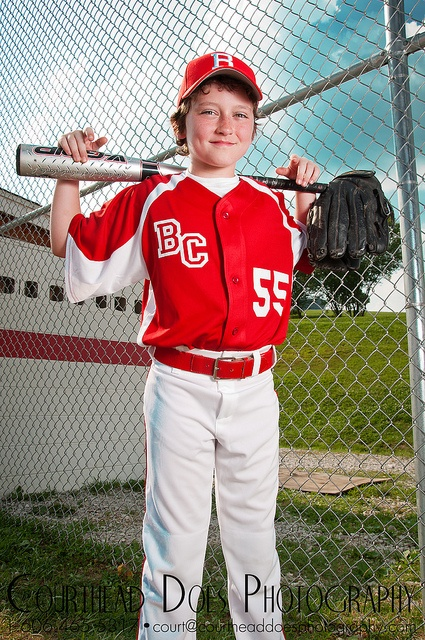 Baseball 2011!  by Courthead Does Photography, via Flickr