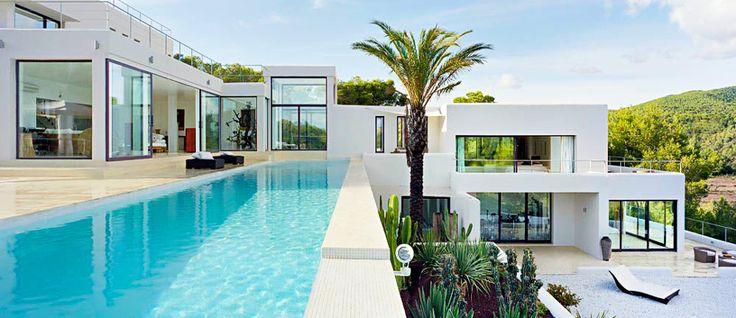 New villa Safari - Ibiza