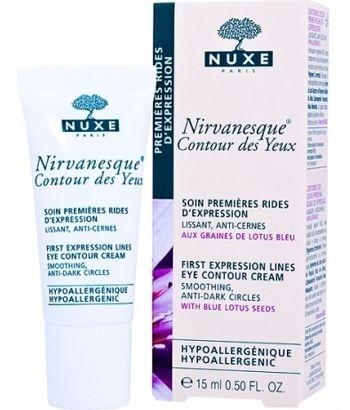 Nuxe Nirvanesque Contour Des Yeux 15 ml Göz Çevresi Kırışıklık Kremi