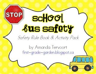Bus Safety Week!