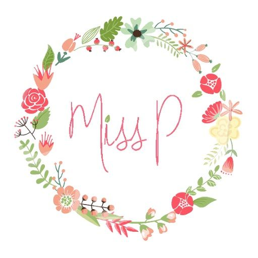 Miss P - where the pretty things are. #OnlineHappiness