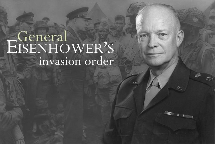 D-Day. General Eisenhower. 5-Star General with 3 ribbons. Love it.