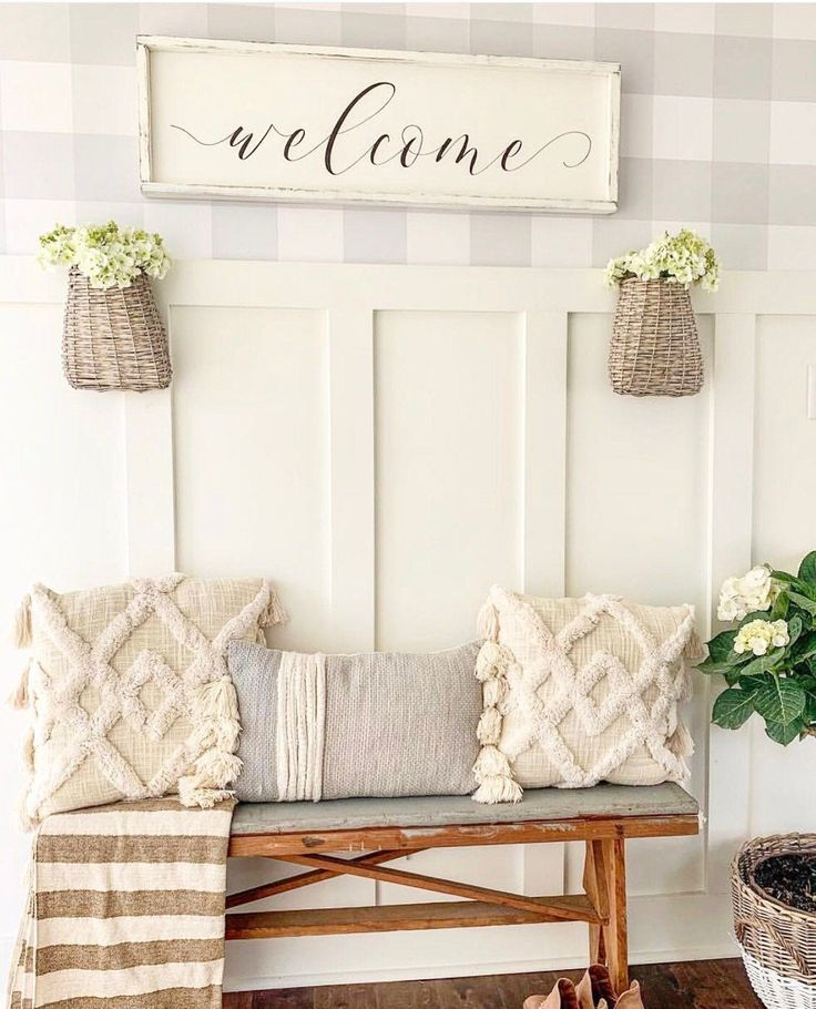 10x36 Welcome Farmhouse Style Rustic Home Etsy In 2021 Home Decor Styles Diy Farmhouse Decoration Home Decor