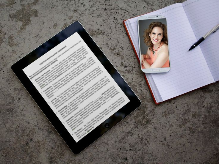 Photography Contract, Templates, Agreement, Release Form & More - TheLawTog®