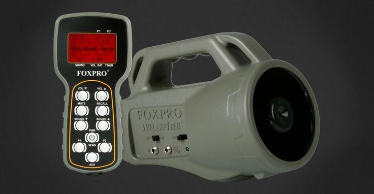 FoxPro Wildfire 2 Remote Digital Caller Predator call