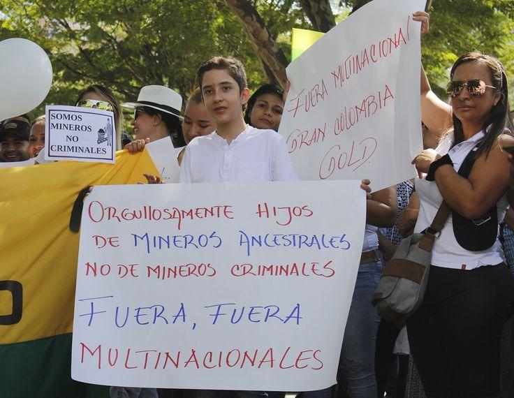 Desde Medellín apoyaron paro minero en Segovia y Remedios