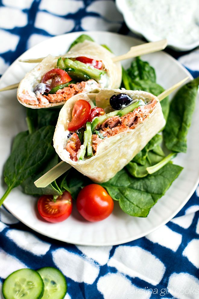 Here's another one of my favorites that got lost in the redo. Greek Salmon Wrap… Ahhhhhh, such a flavorful and easy lunch to throw together. If you're a food prepper, you're going to love this one. I like to grill or bake a big salmon filet to have on hand for salads, sandwiches and the […]