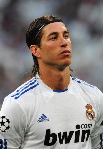 Sergio Ramos❤❤. Longer HairShorter ...