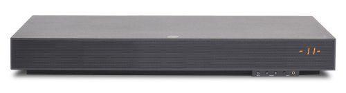 ZVOX 4004201 Audio Z-Base 420 Low-Profile Single Cabinet Sound System: http://www.amazon.com/ZVOX-4004201-Z-Base-Low-Profile-Cabinet/dp/B006O70ZR6/?tag=eyepet-20