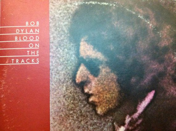 Bob Dylan  Blood On The Tracks LP Rare Second by rockcityrecords, $20.00