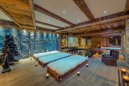 The first thing you see… and it is all yours (A Lux Ski Weekend in Val d'Isere, France)