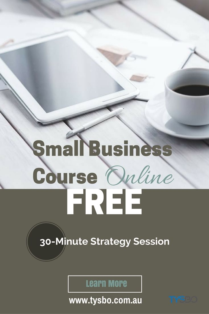 Thinking of doing a small business? We can assist you in the right direction to turn your business into a success. If you are someone who would like to learn about running a small business in Australia or someone who already has a small business but would like to learn more, then you might want to register for our FREE Small Business Strategy Session. Visit tysbo.com.au/ to learn more about it.