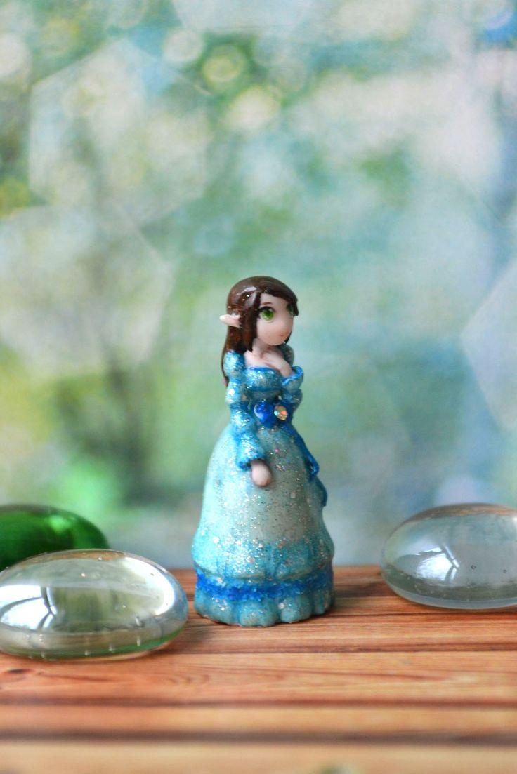 handmade dolls, miniature dolls, fantasy art, Tiny doll, cute toy, dollhouse toy, home ornaments, dolls