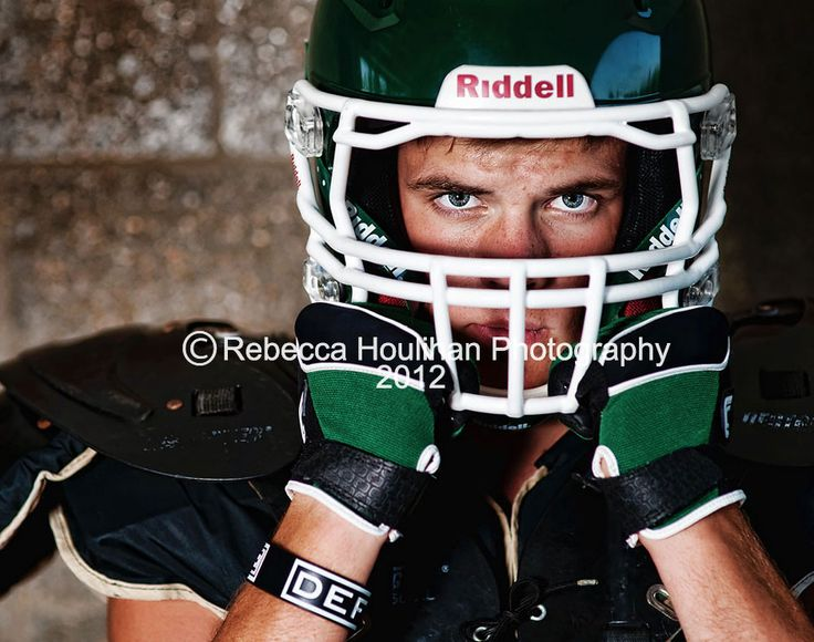 edgy football senior pictures williamston michigan