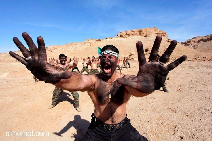 Milisi Syiah Iraq Kirim 1.000 Pasukan ke Aleppo - Kiblat
