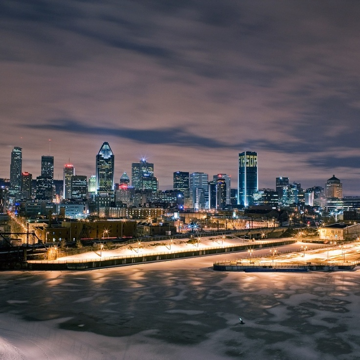 Montreal, Canada... my island!! <3