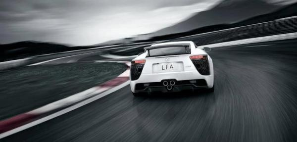 Luxury Marketing: Lexus Promotes High-End Model With Facebook Contest | The Realtime Report