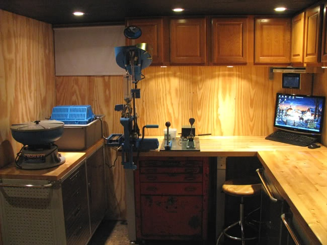 reloading rooms pictures and ideas | Lets see your reloading room/shop setup... - Page 2