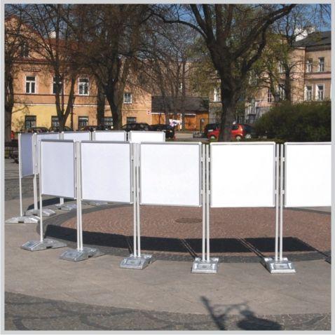 System ekspozycji plenerowy - www.vds.com.pl