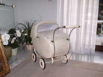 Puppenwagen Dieser Puppenwagen wurde vom McGillwell-Shop aufgearbeitet