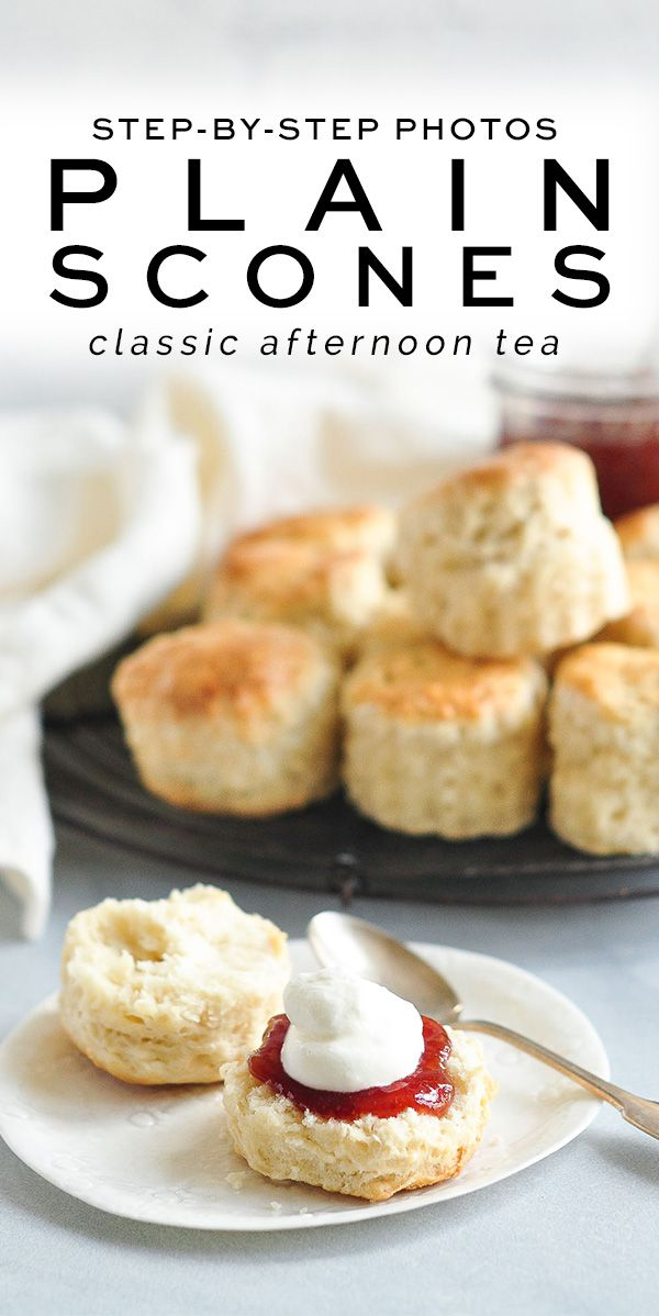 Plain Scone Recipe With Step By Step Photos Eat Little Bird Recipe Scones Recipe Plain Scone Recipe Best Breakfast Recipes