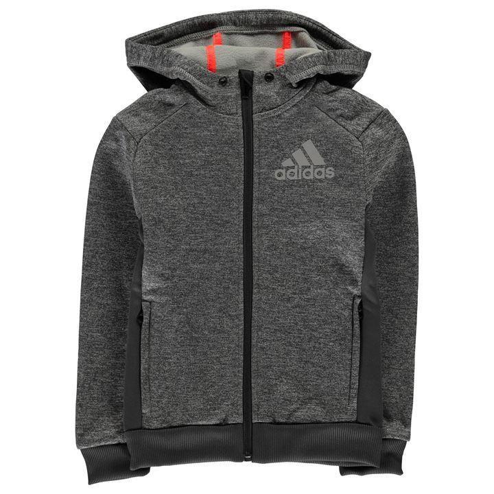 Nike Air NSW Hybrid Full Zip Boys Girls Kids Junior Hoodie Top Jacket