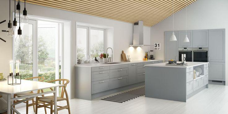 Norema - Format lys grå